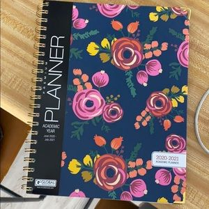 Brand new never used planner!